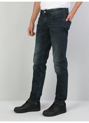 Colin's 044 Karl Düz Kesim Erkek Denim Pantolon İndigo